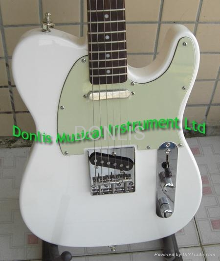 Electric guitar Alder guitar body 1