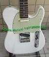 Electric guitar Alder guitar body