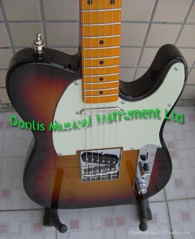 Electric guitar Alder guitar body 2