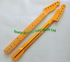 Tele guitar neck replacement supplier
