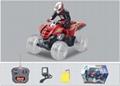 R/C motorcycle