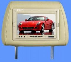 car hedrest player