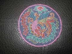 Folk Handicraft Doily