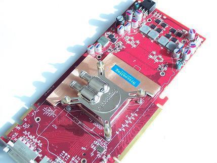 芯睿VG18显卡水冷头 1