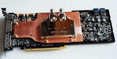 芯睿VG26显卡水冷头