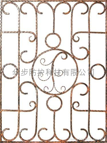 Aluminum balcony guardrail railing 3
