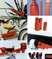 heat shrinkable tubings shrink cable accessories