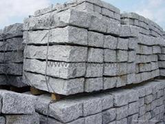 nature granite kerbstone