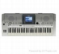 雅马哈PSR-S700电子琴