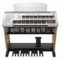 雅马哈双排键ELB-01电子琴 1