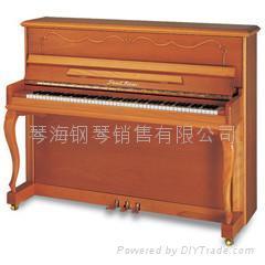 珠江钢琴UP120M2 1