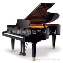 珠江三角钢琴GP188R1