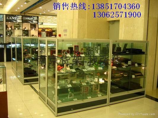 南京药品展示架 4