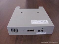 Fusb Emulator Floppy to USB for Staubli Jc4