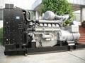 Perkins diesel generator 1100KVA standby