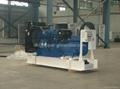 Perkins diesel generator 258KVA standby