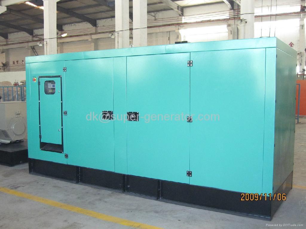 diesel generator 1250KVA 1000kw Cummins generators KTA38-G4-60Hz  2