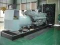 MTU diesel Generator Set generator 2000KW 50HZ 60hz  2