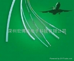 鐵氟龍熱縮套管/ PTFE 260°C鐵氟龍熱縮管/聚四氟乙烯熱縮管