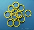 厂家制订硅橡胶O环 1