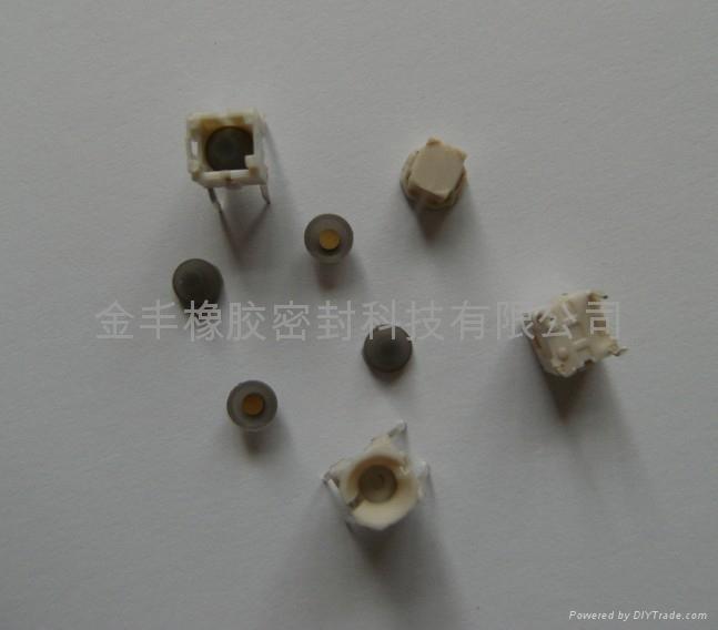 廠家直供高精密度硅膠按鍵 1