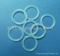 厂家制订硅橡胶O环 2