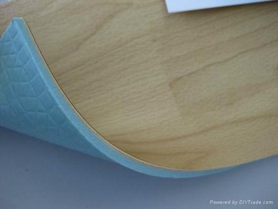 Wooden Basketball Sports Floor Mat Hk5001 Haokang