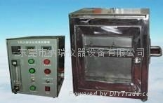 供应NR8814汽车内饰材料燃烧试验机