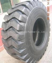 OTR tyres E3, earthmover