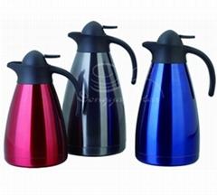 S/S vacuum coffee pot--