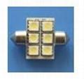T10 LED Festoon Light