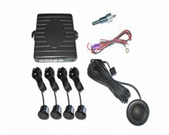 Parking Sensor with 4 sensors