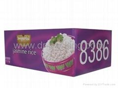 Corrugated Cardboard Rice Carton