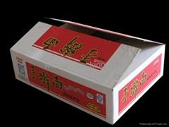 Corrugated Cardboard Noodles Carton