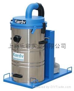 大功率三相电工业吸尘器凯德威厂家供应 2