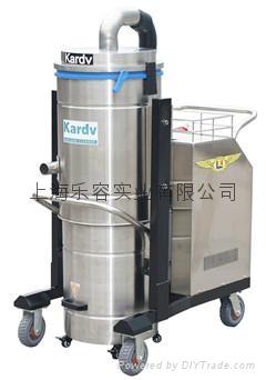大功率三相电工业吸尘器凯德威厂家供应 3
