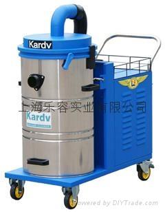 上海乐容凯德威380V工业吸尘器 3