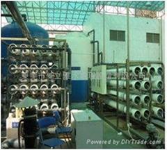 中山工業純水處理設備