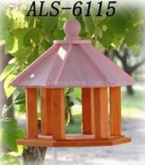 bird house/bird feeder