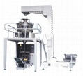 automatic weighing and packing system