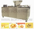 Custard cake making machine