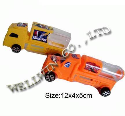 Candy trucks&candy Tank&Candy Car 5