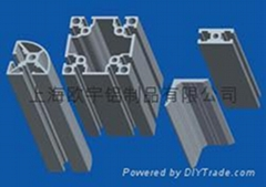 工業鋁型材擠壓生產