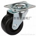 泰雅達2寸輕型PP輪