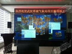 博視DLP大屏幕顯示系統