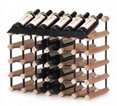 30瓶装组装式红酒展架