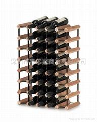 40瓶装红酒展示架
