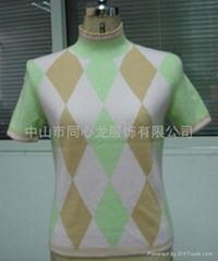 羊毛羊絨衫