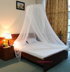 Round Mosquito-nets