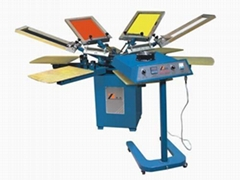 Textile T-shirt Screen Printing Machine